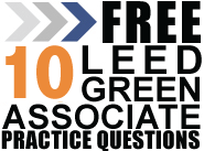 Free LEED Exam Practice Questions